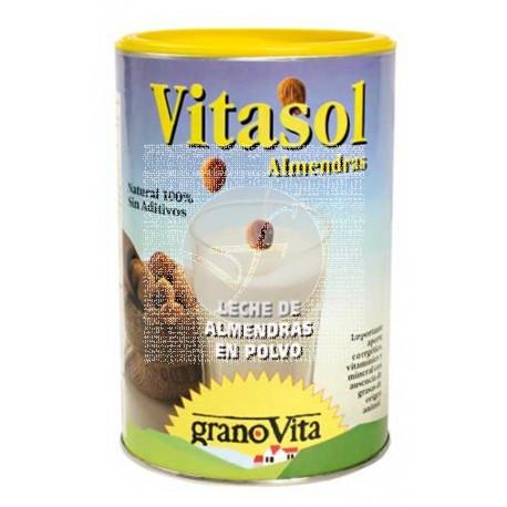 Bebida Vegetal Almendra polvo Vitasol Granovita