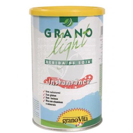 Bebida Vegetal Soja polvo light Granoviat Granovita