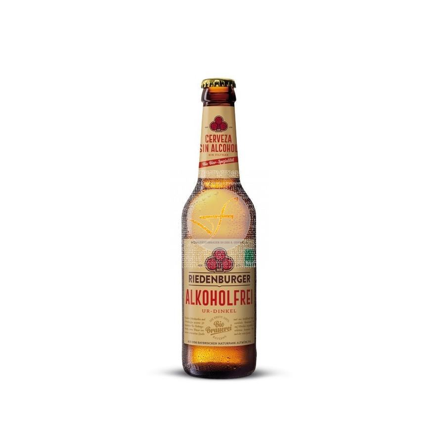 Cerveza De Espelta sin Alcohol Riedenburguer Riedenburger