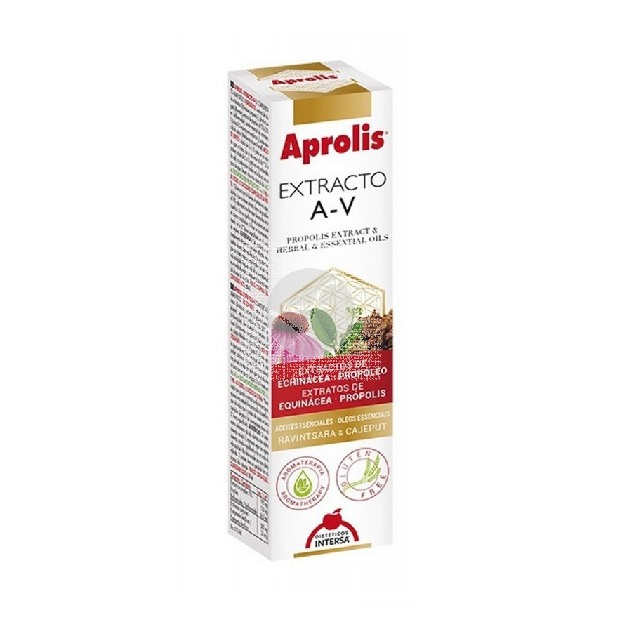 Aprolis Antivir A-V Gotas 30ml Intersa