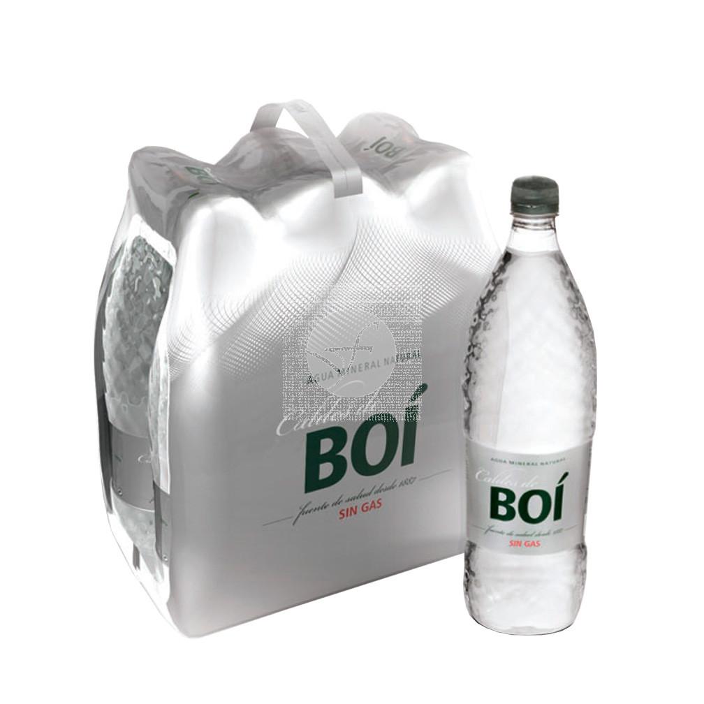 Agua Mineral 1.5L CalDes De Boi Caldas De Boi