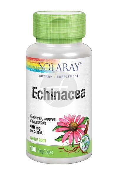 Equinacea 460Mg 100 capsulas Solaray