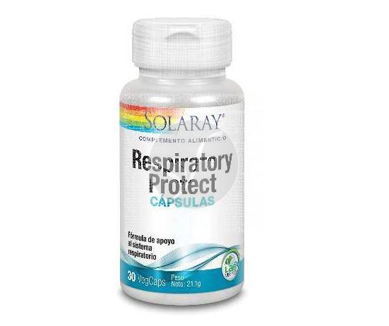 Respiratory Protect 30 capsulas Veganas Solaray