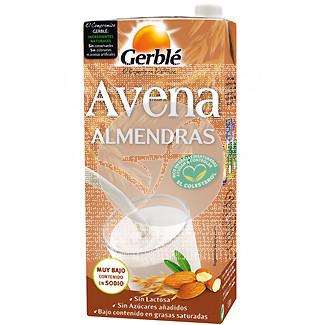Bebida Vegetal De Avena Almendra 1L Gerble