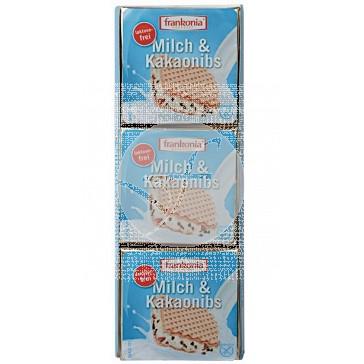 Wafers Blanco sin gluten y sin Lactosa Frankonia