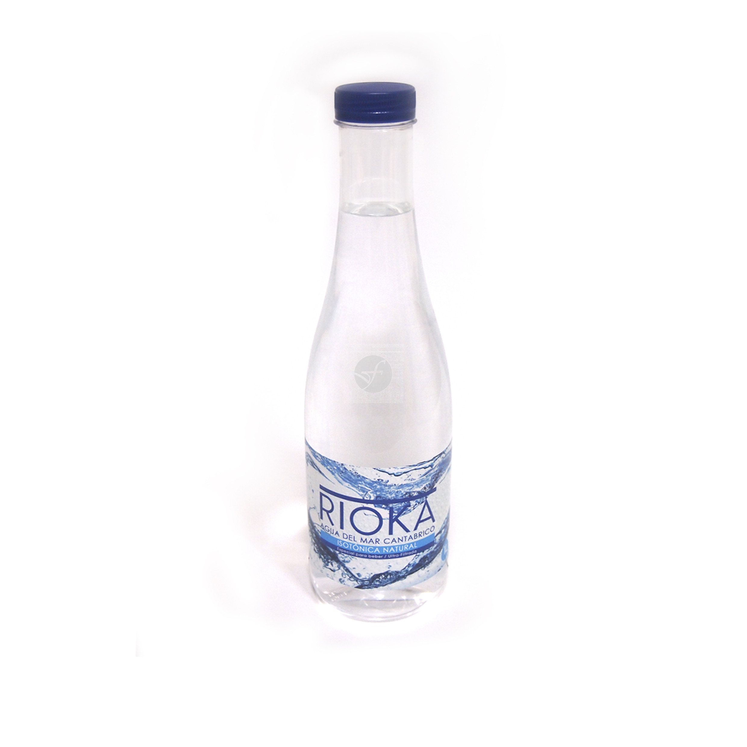 Agua De Mar Isotonica Natural 1L Rioka