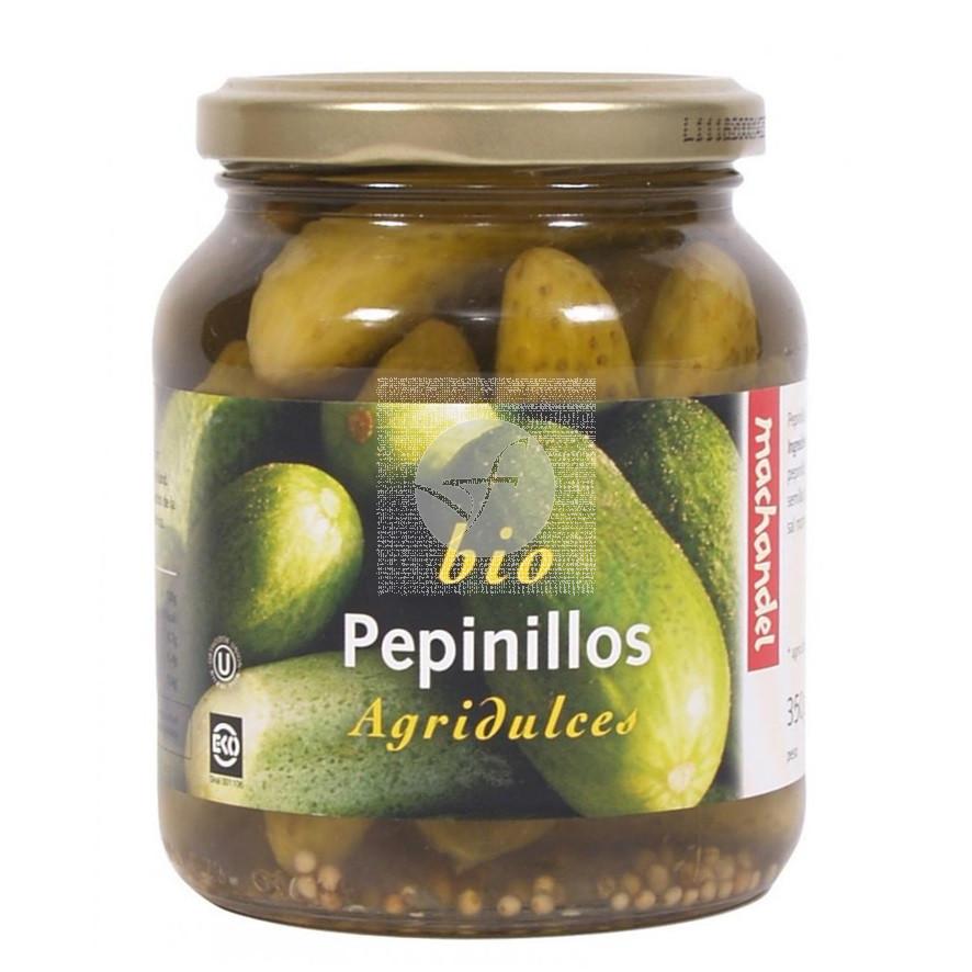 Pepinillos Agridulces Bio Machandel