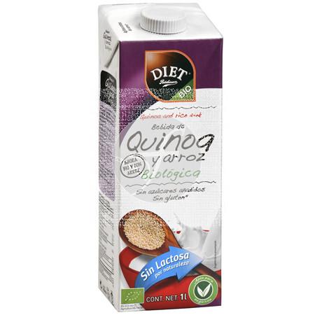 Bebida Vegeal Quino y Arroz Diet-Radisson