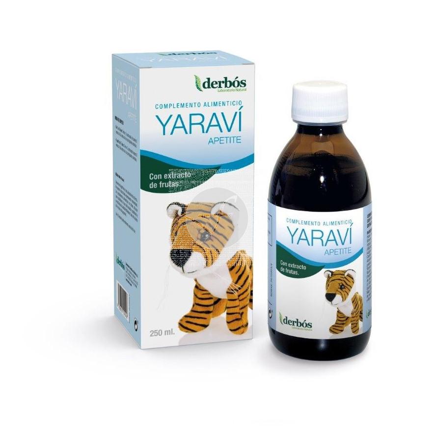 yaravi Baby Apetite 250ml Derbos