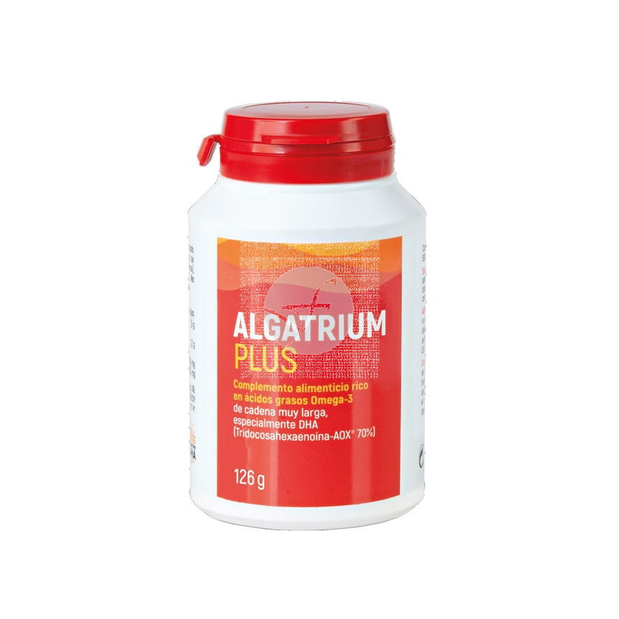 Algatrium Plus Omega 3 500Mg 180 perlas Brudytechnology