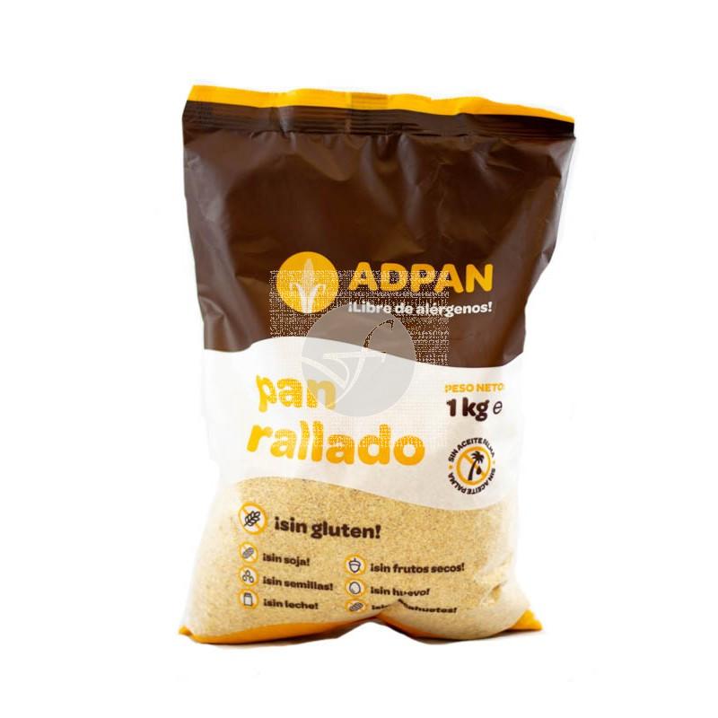 Pan Rallado 1Kg sin gluten Adpan