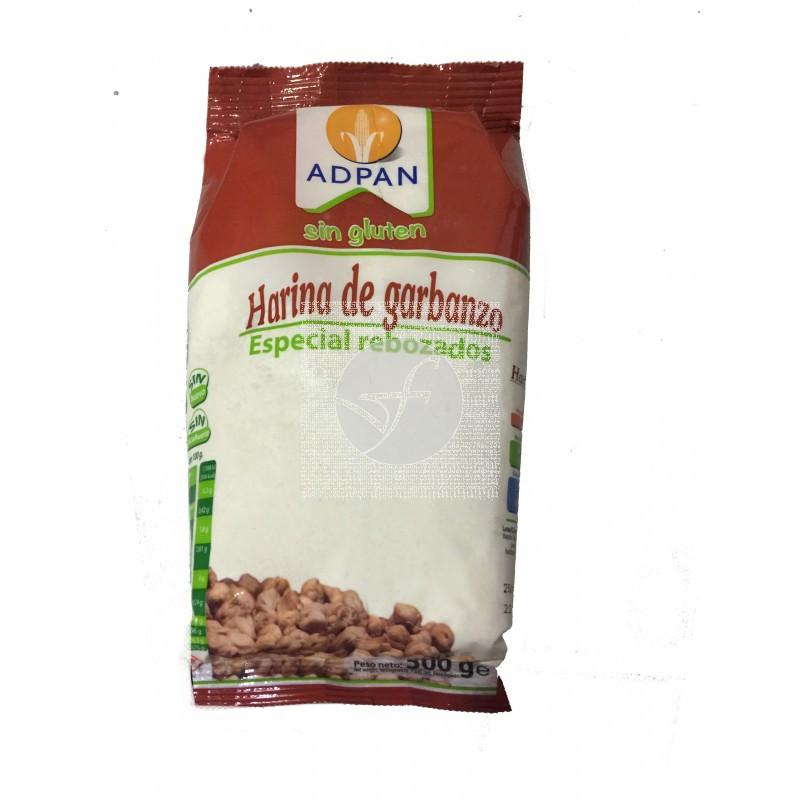Harina De Garbanzos sin gluten Adpan
