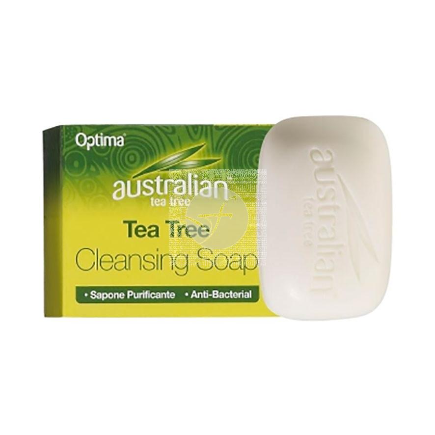 Jabon Te Tree Desinfectante Optima