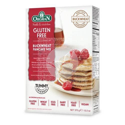 Mix Para Tortitas sin gluten Orgran