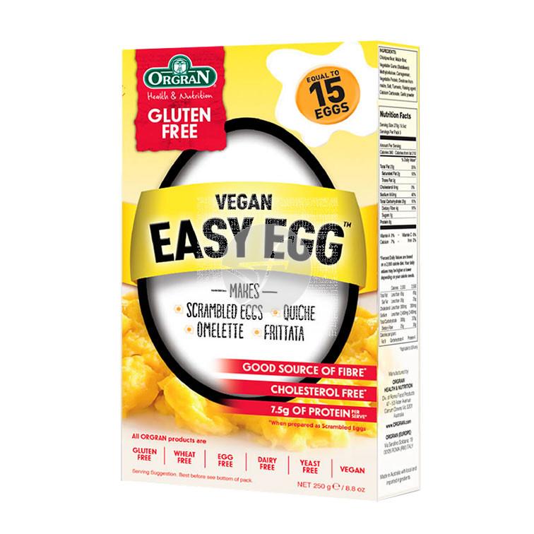 Easy Egg Sustituto Del huevo Vegano Orgran