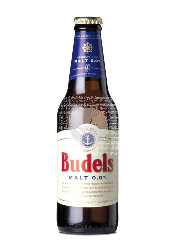Cerveza De Malta sin Alcohol Bio BuDels