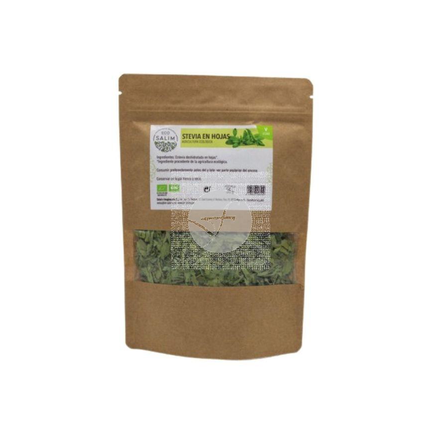 Stevia En Hojas Ecológica 35gr Eco-Salim