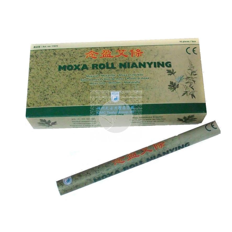 Moxa puro rollo nianying 10 piezas IIMA