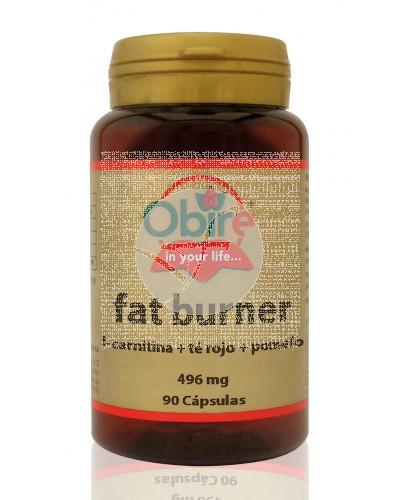 Fat Burner L-Carnitina + Te Rojo + Pomelo Obire