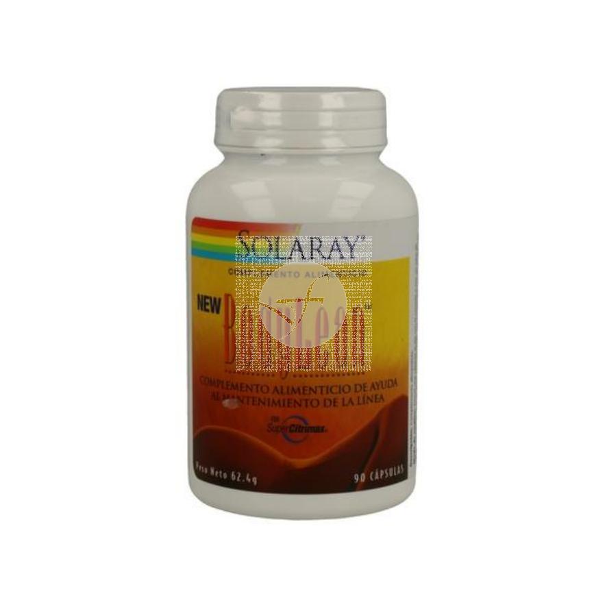 Solaray Body Lean 90 capsulas