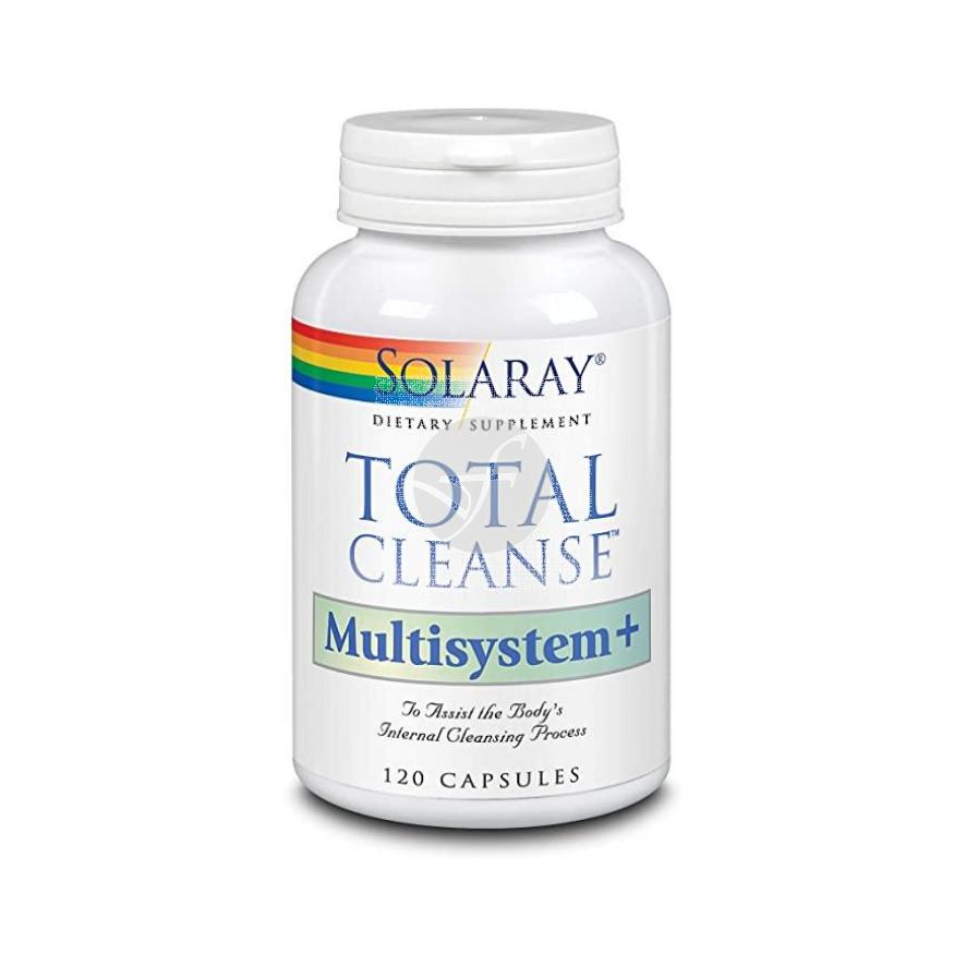 Total Cleanse Multisysem 120 capsulas Solaray