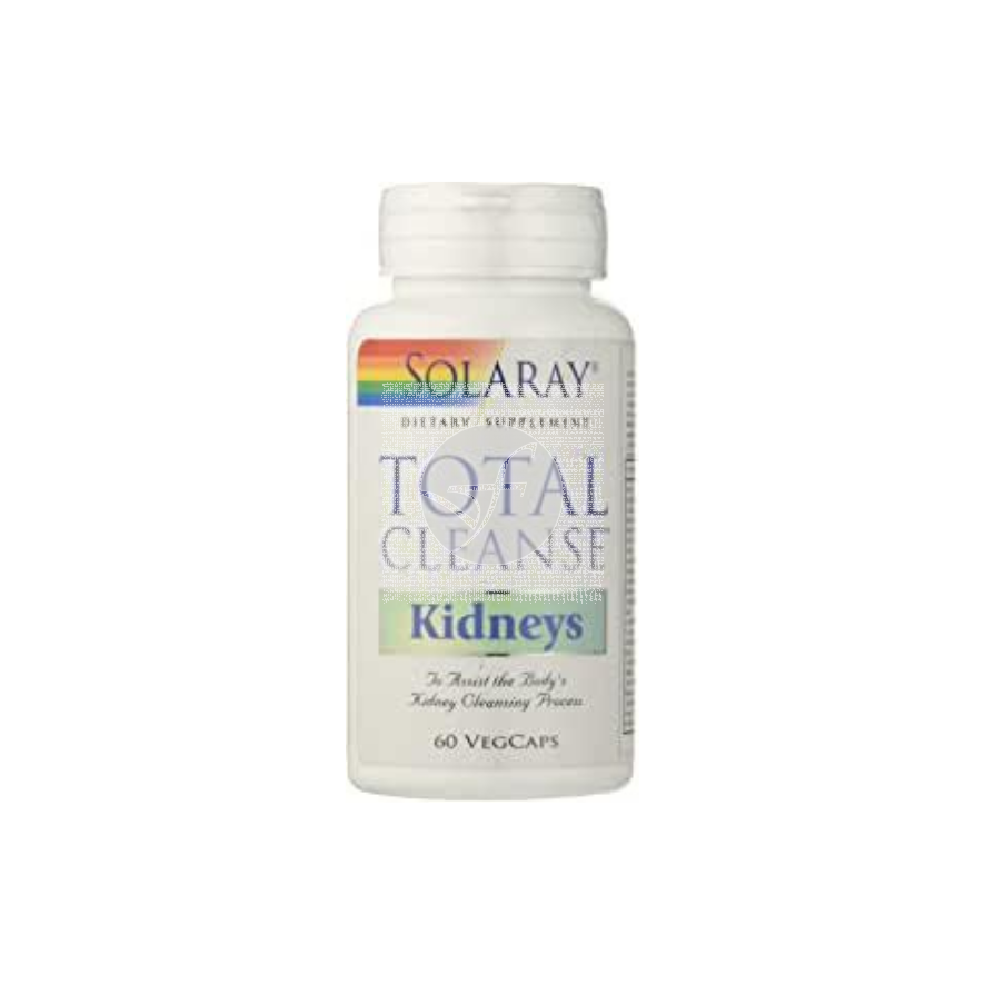 Total Cleanse Kidneys 60capsulas Solaray