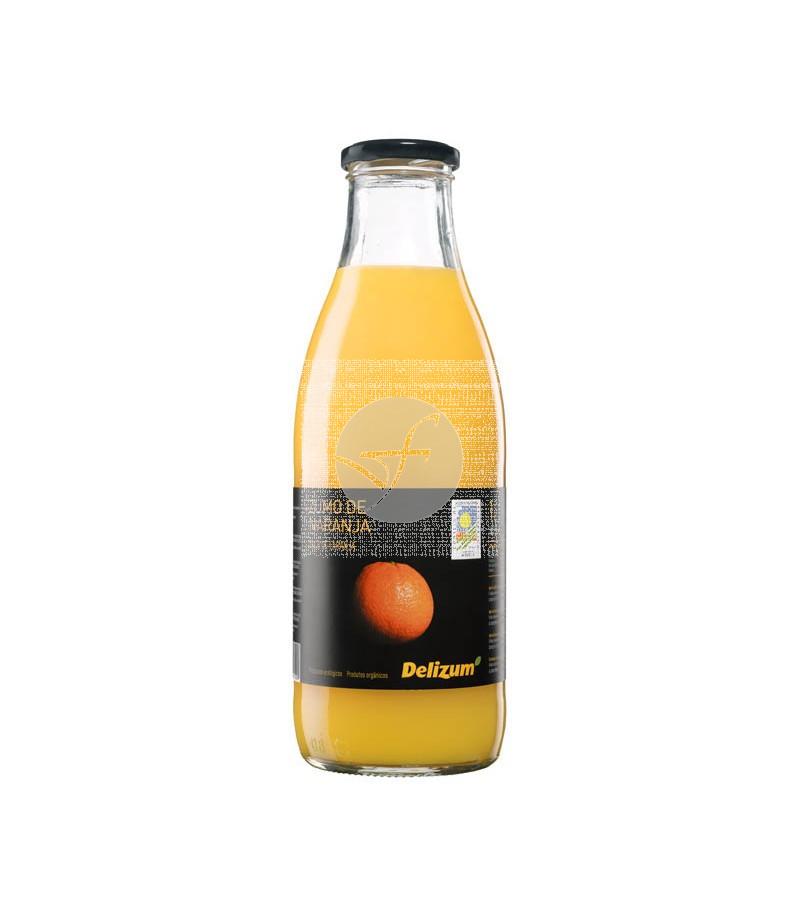 Zumo Zanahoria Naranja Bio Delizum