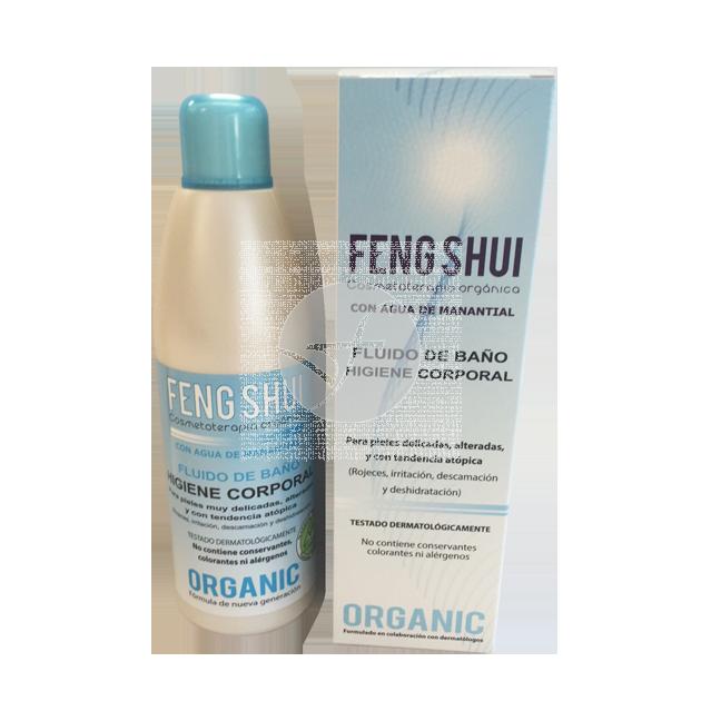 Fluido De Baño Higiene corporal pieles Atopicas Feng Shui