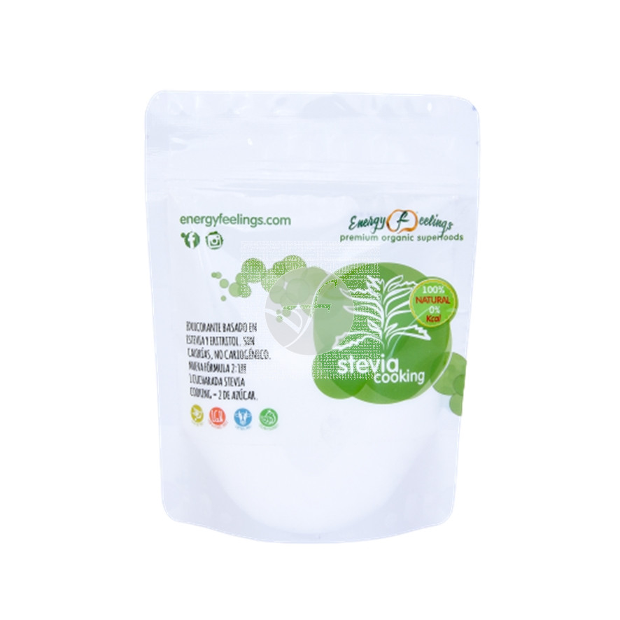 Stevia Cooking En doypack Energy Feeling