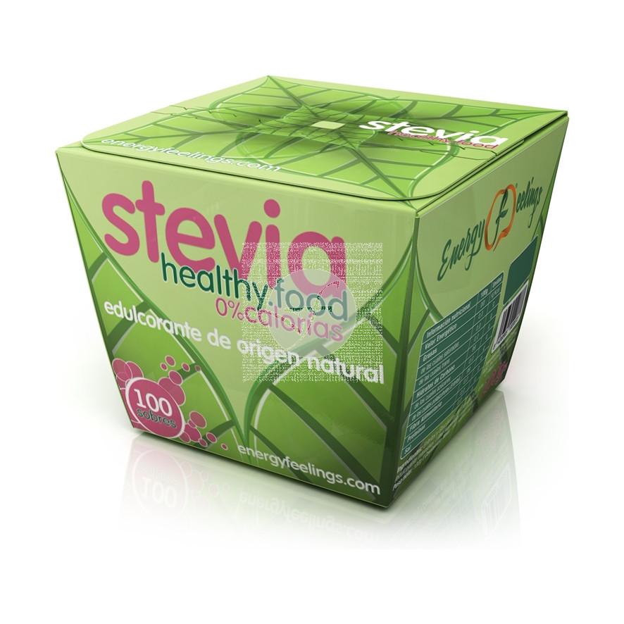 Stevia sobres Individuales Energy Fruits