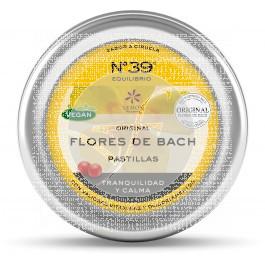 Flores De Bach Pastillas Tranquilidad y Calma Nº 39 Lemon Pharma