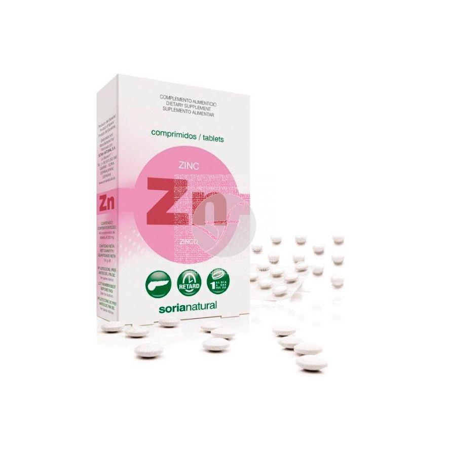 Zinc Retard 48 Comp. Soria Natural