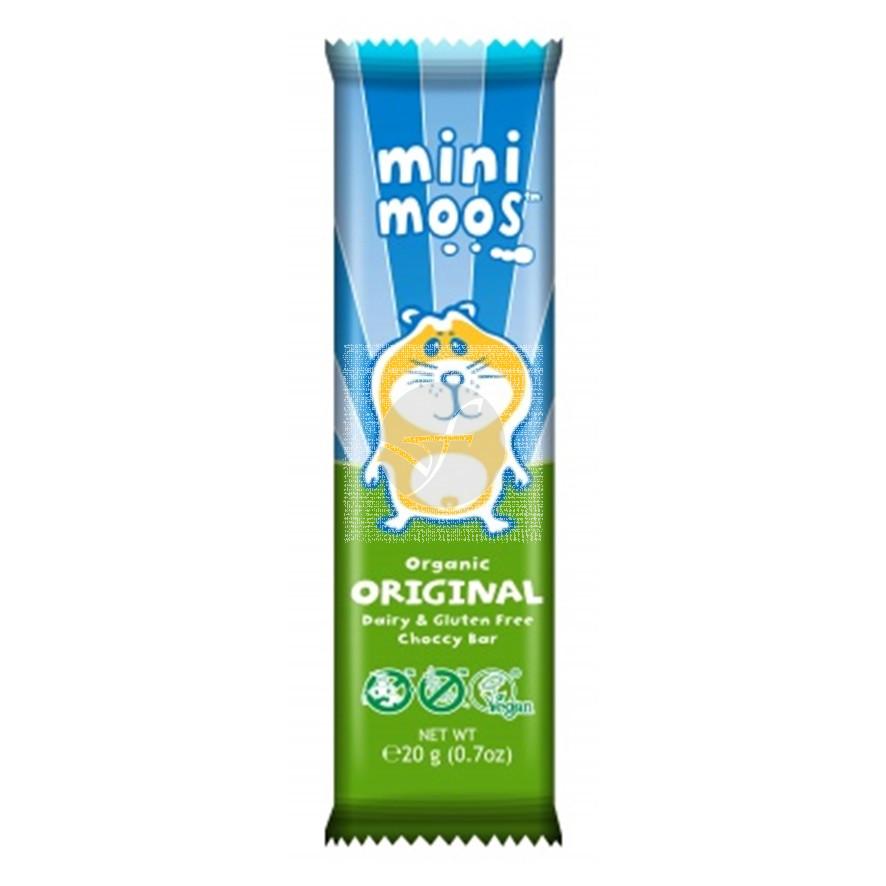 Chocolatina Original Bio Vegana 20Gr Moo Free