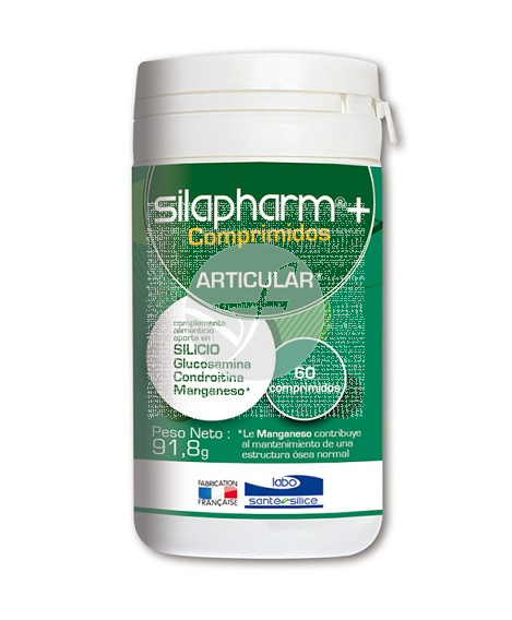 Silapharm Plus 60 comprimidos Labo Sante Silice