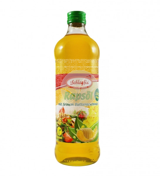 Aceite De Colza con sabor A Mantequilla Natural Vegano Schlagfix