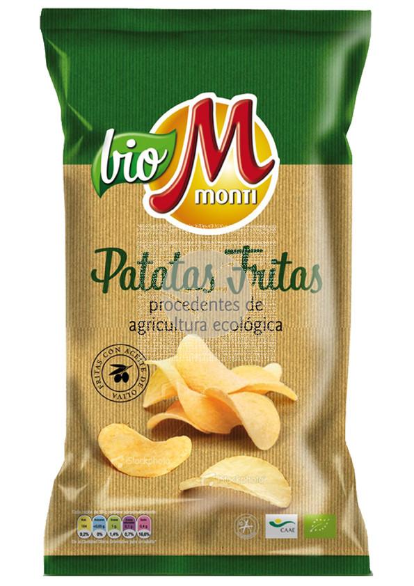 Patatas Chips Bio Monti