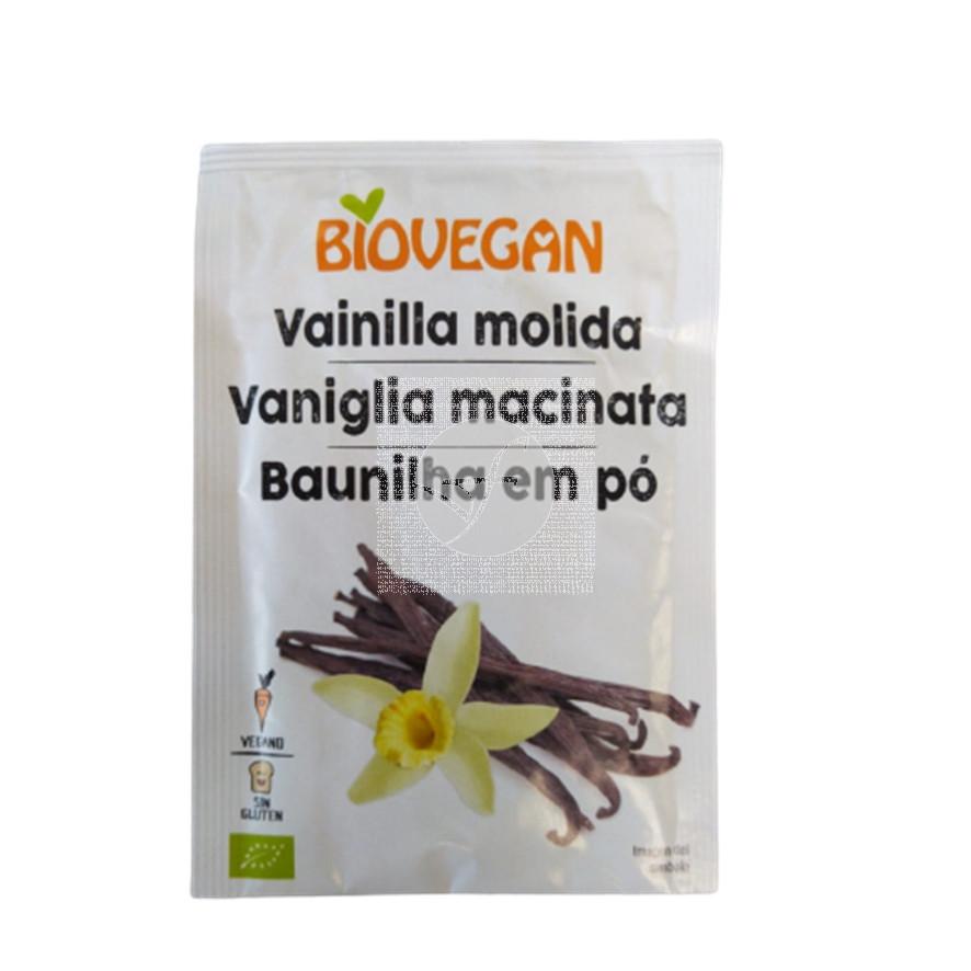Esencia Vainilla Vegana En polvo Biovegan