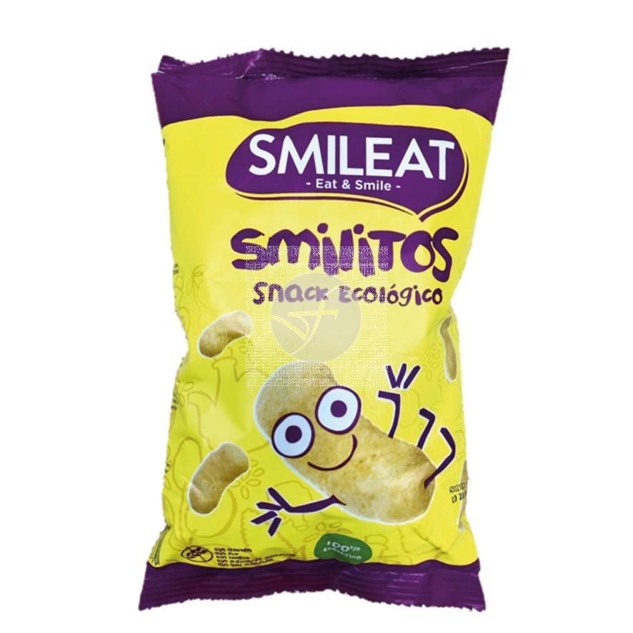 Smilitos Gusanitos De Maíz Eco sin gluten Smileat