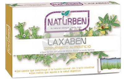 Laxaben comprimidos Naturben