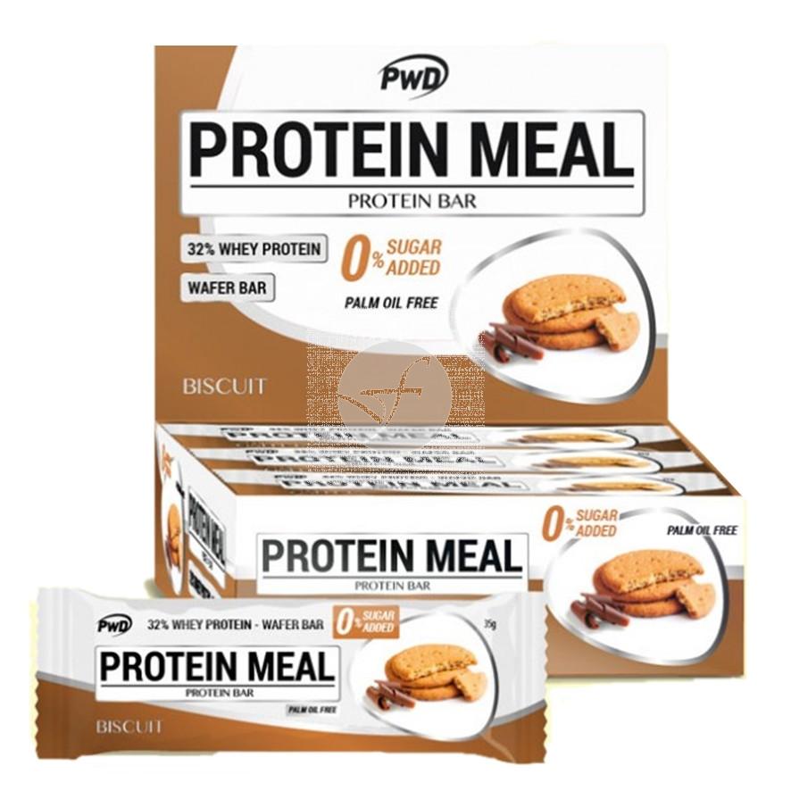 Barritas Protein Meal sabor Galleta Maria Pwd