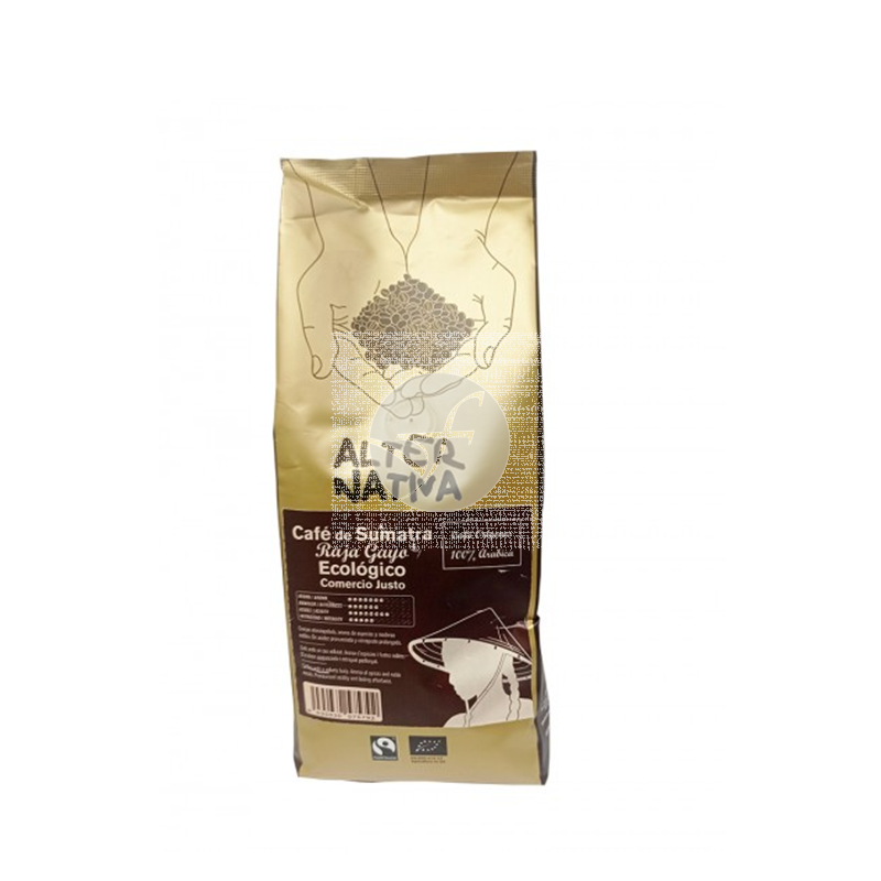 Cafe de Sumatra Raja Gayo 500gr Arabico Alternativa3