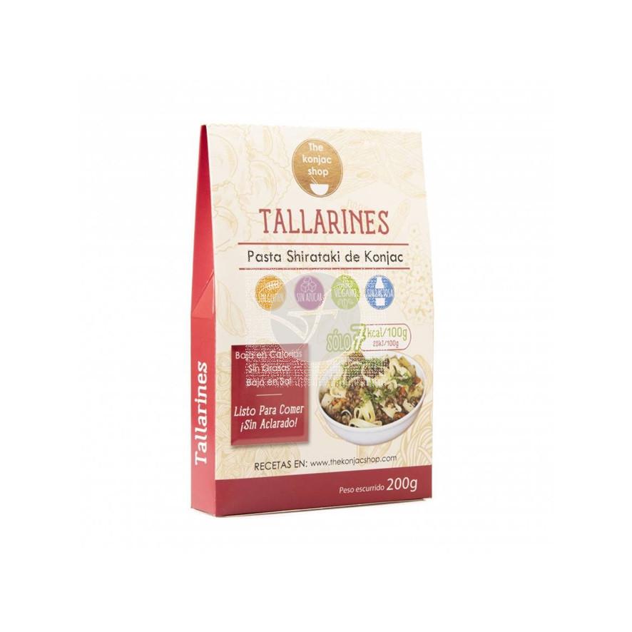 Fetuccini Tallarines The Konjac Shop