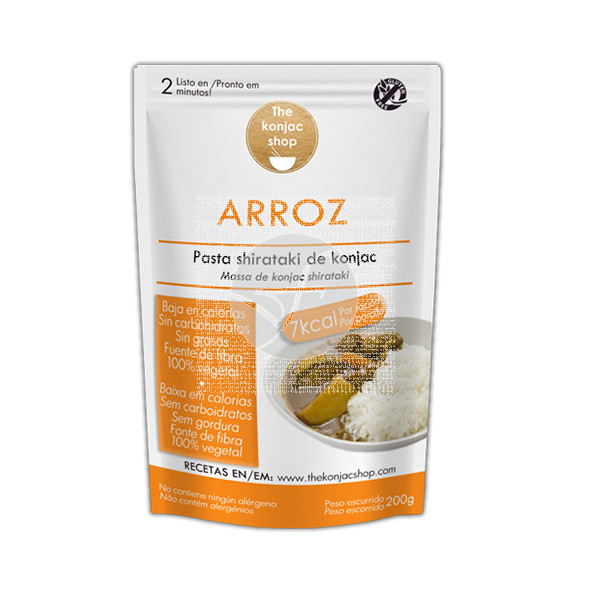 Arroz De The Konjac Shop