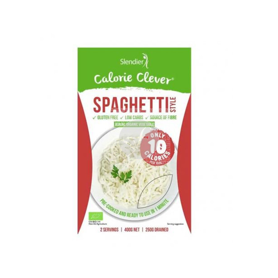 Espaguetis De Konjac Bio 400Gr SleinDer Slendier