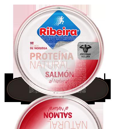 Proteina Natural Salmon Rojo Ribeira