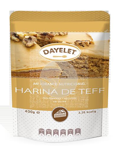 Harina deTeff sin gluten Dayelet