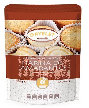 Harina Amaranto sin gluten Dayelet