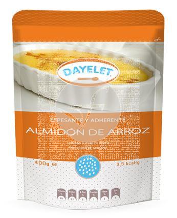 Almidon Arroz sin gluten Dayelet