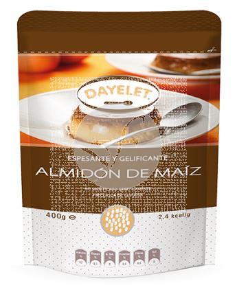 Almidon Maiz sin gluten Dayelet