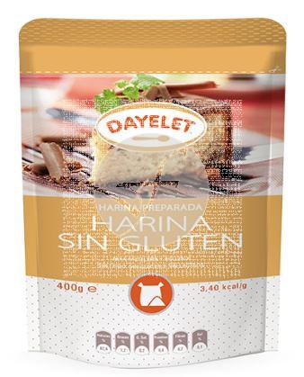 Harina Maiz sin gluten Dayelet